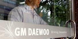 Daewoo-merknaam verdwijnt definitief