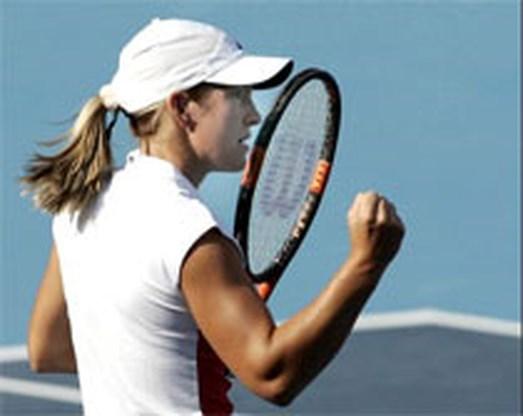 Justine Henin door naar derde ronde
