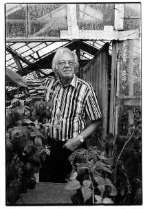 U gelooft het nooit: Ward Lernout heeft een hekel aan tuinieren.