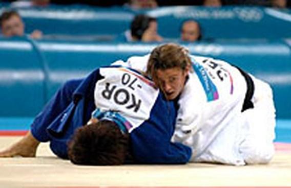 Judoka Catherine Jacques grijpt naast brons