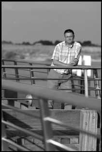 Ronny Beschuyt: ,,De grootste troef van Nieuwpoort is dat het er rustig leven en wonen is.''