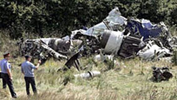 Nu ook sporen van explosief in tweede neergestorte Toepolev