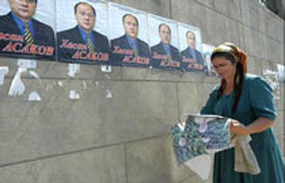,,Alchanov winnaar Tsjetsjeense presidentsverkiezingen''