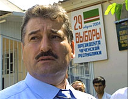 Kandidaat Kremlin wint Tsjetsjeense presidentsverkiezingen (update)
