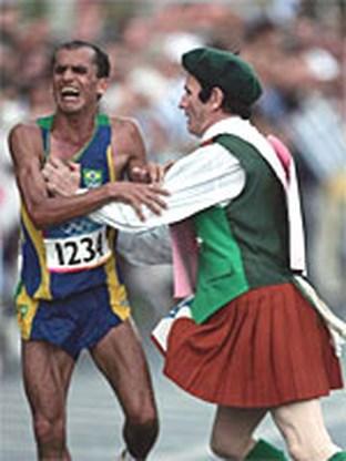 Aanvaller van marathonloper Lima veroordeeld