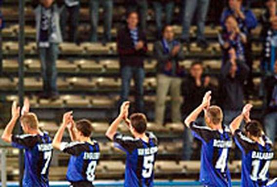 Club Brugge wint Supercup
