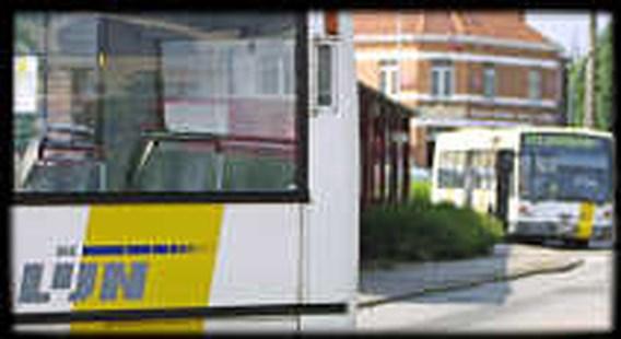 Vandaag geen bussen in en rond Aalst