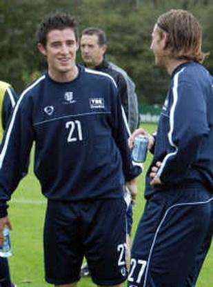 Davy De Beule tekent tot einde van het seizoen bij KAA Gent