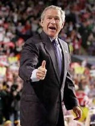 Bush krijgt Razzie-nominatie voor slechtste acteur
