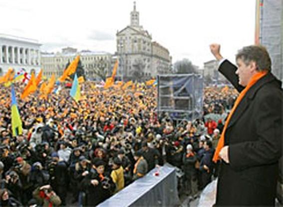 Nieuwe verkiezingen in Oekraïne