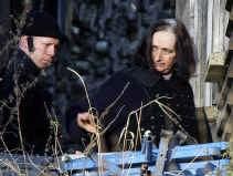 Monique Olivier (rechts) had problemen met haar geheugen, vooral wanneer het over de emoties van Elisabeth Brichet ging.