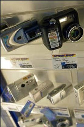 Fotoketen Action Shop onder dak bij Selexion