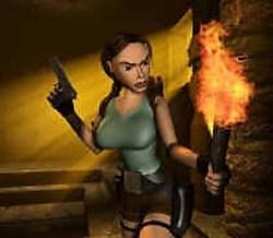 Super Mario en Lara Croft.