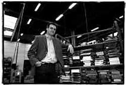 Steven Pyck (Proxis): ,,Klanten werven, is in België nog een beetje evangelisatiewerk.''