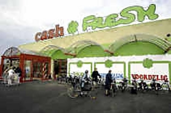 Delhaize bekijkt Cash & Fresh exclusief