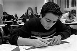 De Vlaamse jeugd: toch niet zo goed in wiskunde?