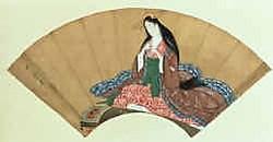Waaier van Utamaro.