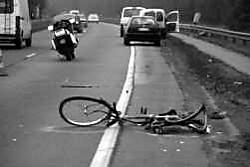 Dodelijk ongeluk langs de Gentse Kennedylaan, maandag 13 december.
