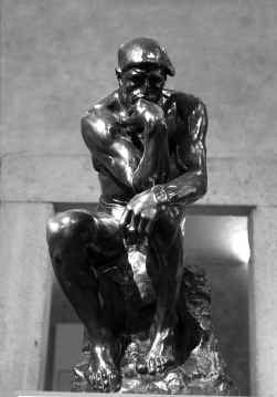 De denker, Rodin.