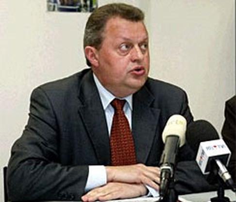 Piet Vanthemsche is Overheidsmanager 2004