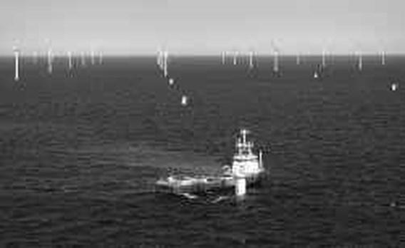 Energienetwerk aan kust maakt verbinding met windmolenpark mogelijk