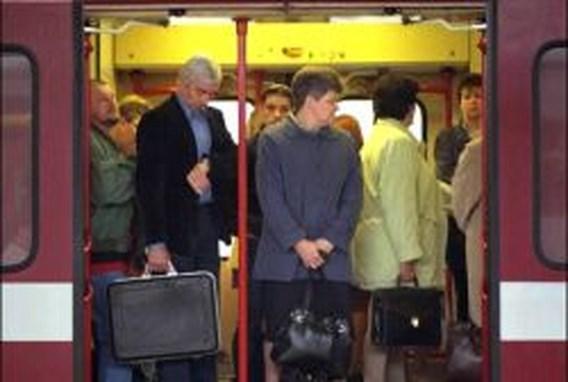 Tien miljoen meer treinreizigers