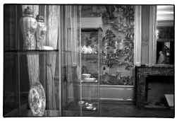 Het Chinees Salon in het hotel Arnold Vander Haeghen in de Veldstraat.