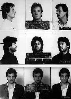 Philippe Lacroix (boven), Basri Bajrami (midden) en Murat Kaplan (onder) ontsnapten op 3 mei 1993 spectaculair uit de gevangenis.