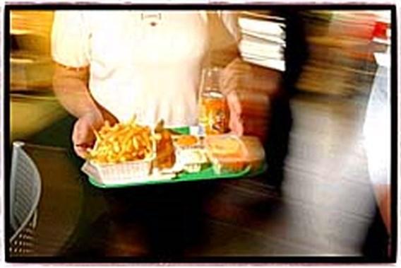 Bijna 40 procent voeding slecht of middelmatig