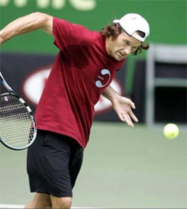 Tennisser Carlos Moya beëindigt carrière