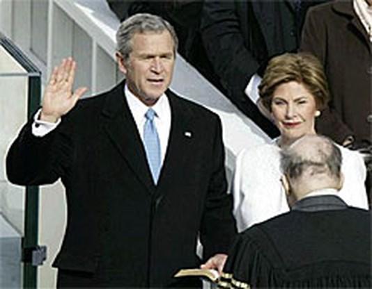 Zendingsdrang van Bush stoot op scepsis