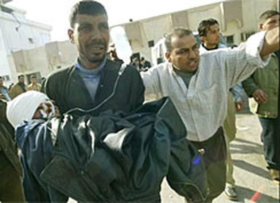 Doden bij aanslag op sjiitische moskee in Bagdad (update)