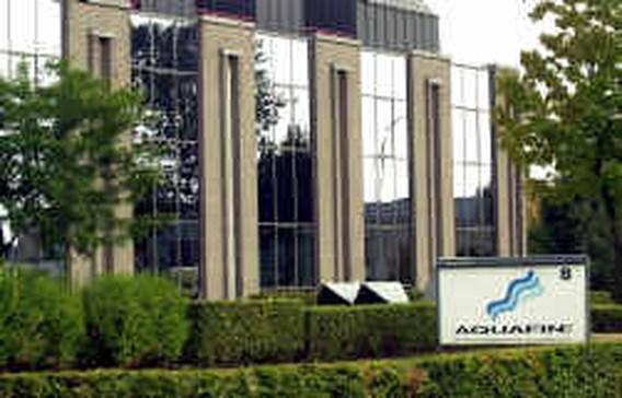 Aquafin strop voor Vlaamse overheid