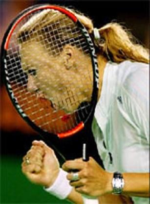 Venus Williams niet voorbij Molik