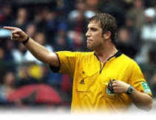 Duitse voetbalbond eist 1,8 miljoen schadevergoeding van Hoyzer