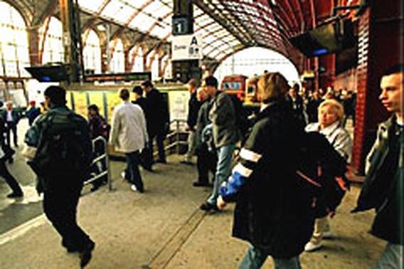 Veertig procent meer gauwdiefstallen in stations
