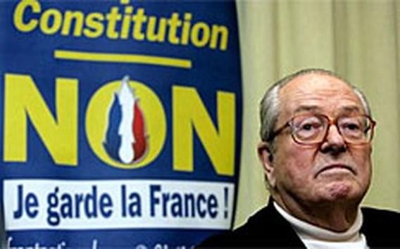 Jean-Marie Le Pen bagatelliseert 9/11