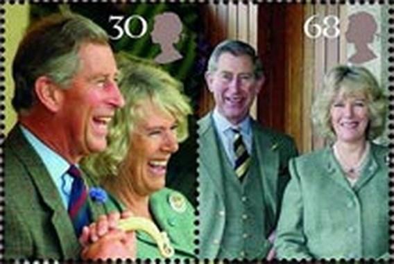 Huwelijk Charles en Camilla ,,vervloekt'' (update)