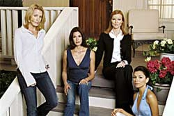 Emmy-nominaties voor Desperate Housewives