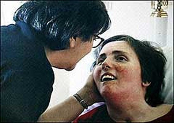 Lichaam Terri Schiavo gecremeerd
