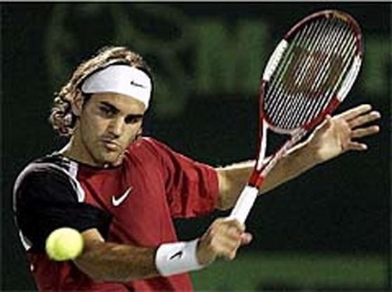 Federer en Holmes Sportman en -vrouw van het Jaar