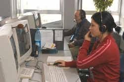 De 101-centrale krijgt ongeveer tien valse oproepen per maand.