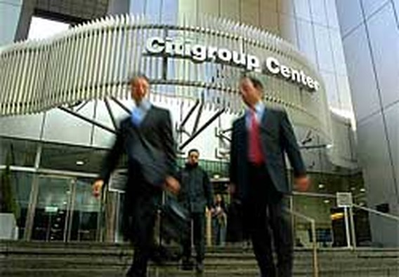 Citigroup boekt recordkwartaalwinst van 5,4 miljard dollar