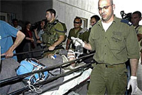 Sluipschutter schiet twee Israelis neer in Gaza