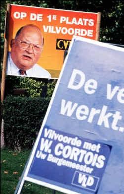 Bij de gemeenteraadsverkiezingen volgend jaar zullen grote partijen door het kiessysteem bevoordeeld blijven bij de zetelverdeling.