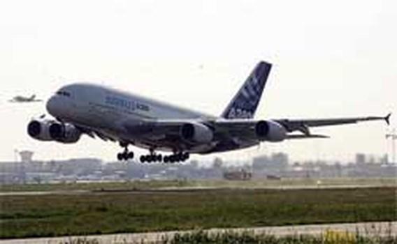 Succesvolle testvluchten met Airbus A380