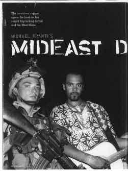 Michael Franti praat in zijn reisverslag met Irakezen en Palestijnen, maar ook met Amerikaanse en Israëlische soldaten.