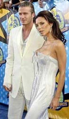 David Beckham geeft schoonheidsgeheimen prijs