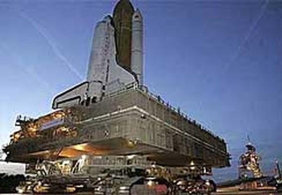 Shuttle ten vroegste in juli gelanceerd
