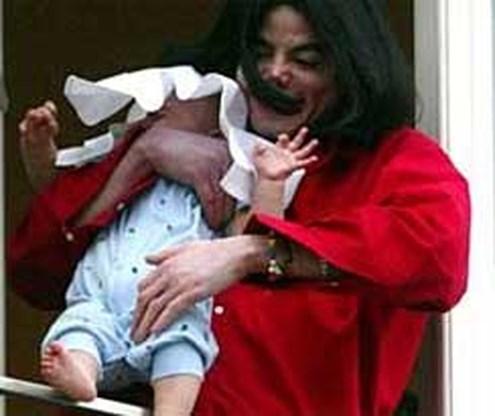,,Jackson is een goede vader''